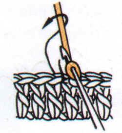 uncinetto maglia bassissima